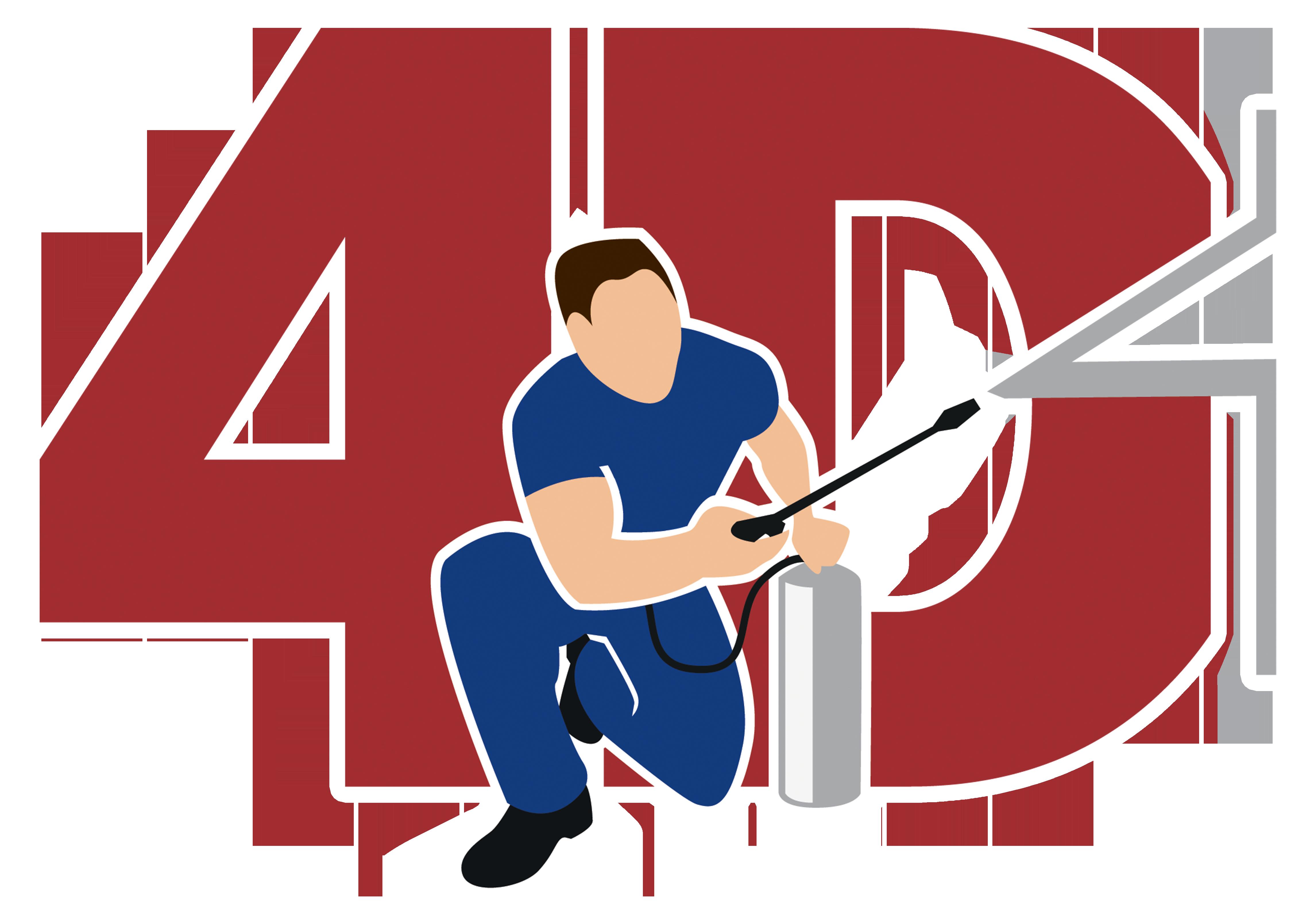 4D 83, spécialiste du dégraissage de hotte, du traitement des sols, traitements anti-nuisibles, installations VMC et climatisations des entreprises, hôtels, restauration, gestion immobilière
